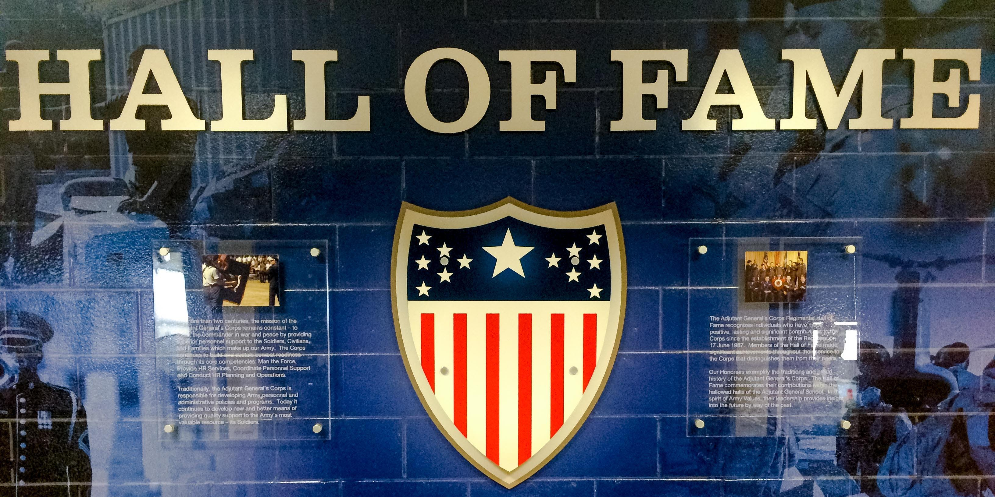 AG Hall of Fame